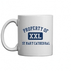St Mary Cathedral Junior High School - Gaylord, MI | Mugs & Accessories Start at $14.97