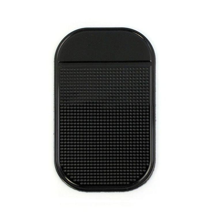 1 PC רכב קסם אנטי להחליק מחזיק Mat לוח המחוונים Sticky Pad רכב פנים החלקה סלולרי GPS טלפון אביזרי משלוח חינם