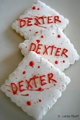 Can't wait for the new season of Dexter!