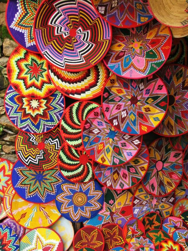 4 Intriguing Things Ethiopian Baskets Can Tell You: 4 Intriguing Things Ethiopian Baskets Can Tell You