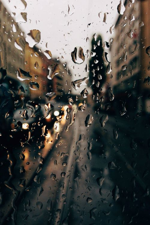 "mystic-revelations: "" Rainy Days. By Mario Kruger """