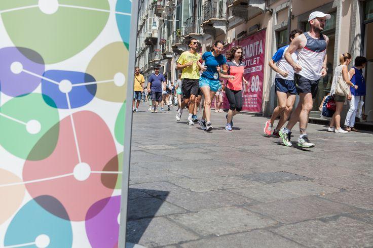 """Il tour lungo la Spina Centrale """"The Art Pacemaker"""" del 4 luglio. Foto di Stefano Guastella #AIC2015 #sconfinamenti"""