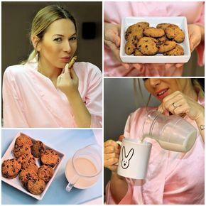(tej-  tojás-  és gluténmentes) A boltban sok hasonlócsokichip kekszet lehet kapni  de azok fehérlisztbő  fehér...