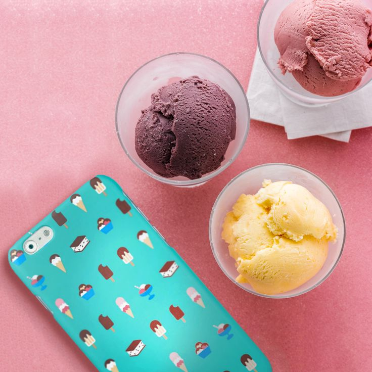 #Cover #Icecream #sweet #delicious http://www.creatink.com/product/iphone-cover-case/ice-creams/