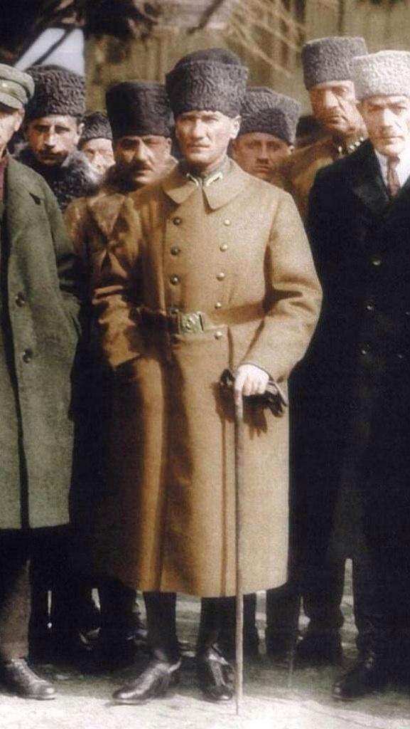 """Unless a nation's life faces peril, war is murder."" Mustafa Kemal Atatürk."