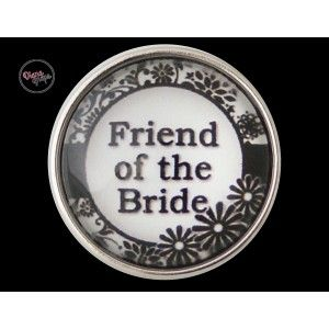 For you or your bridesmaids to snap onto their gift as a treasured memory! Visit: http://www.dianasnaps.com/partner/LauraG