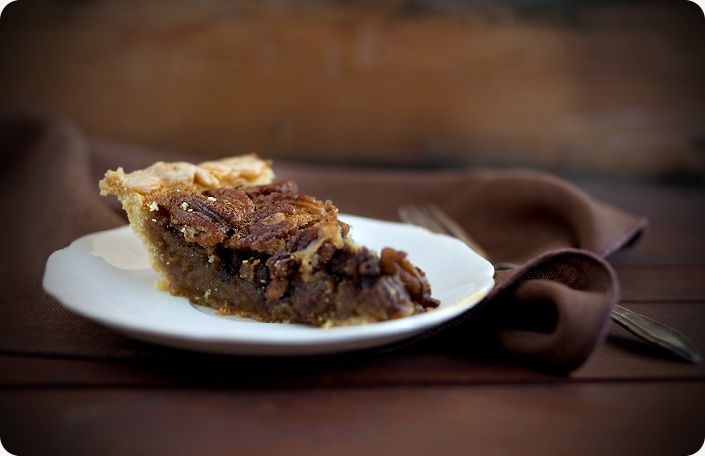 Chocolate Pecan Pie Recipe from Some Kitchen Stories