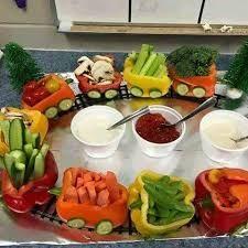 Resultado de imagem para nautical vegetable trays