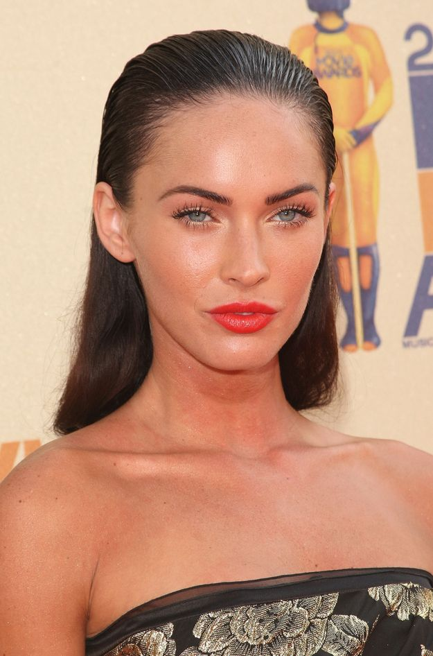 megan fox's ever-changing face throughout the years