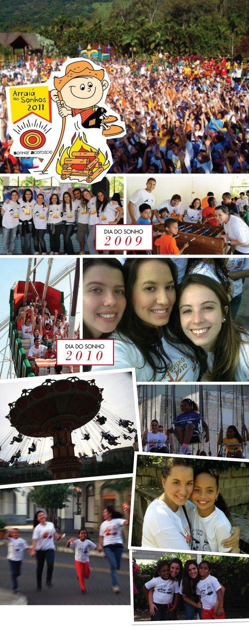 SONHAR ACORDADO :: ARRAIÁ DOS SONHOS 2011!