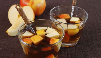 Jablkový punč