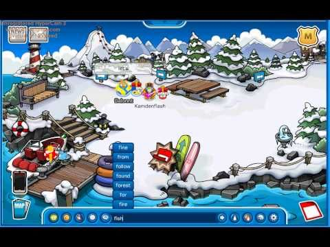 Play Club Penguin #3
