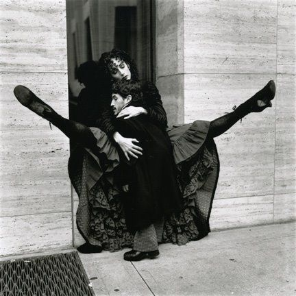 I love this photo so much....Diane Arbus was a true master of capturing the bizarre