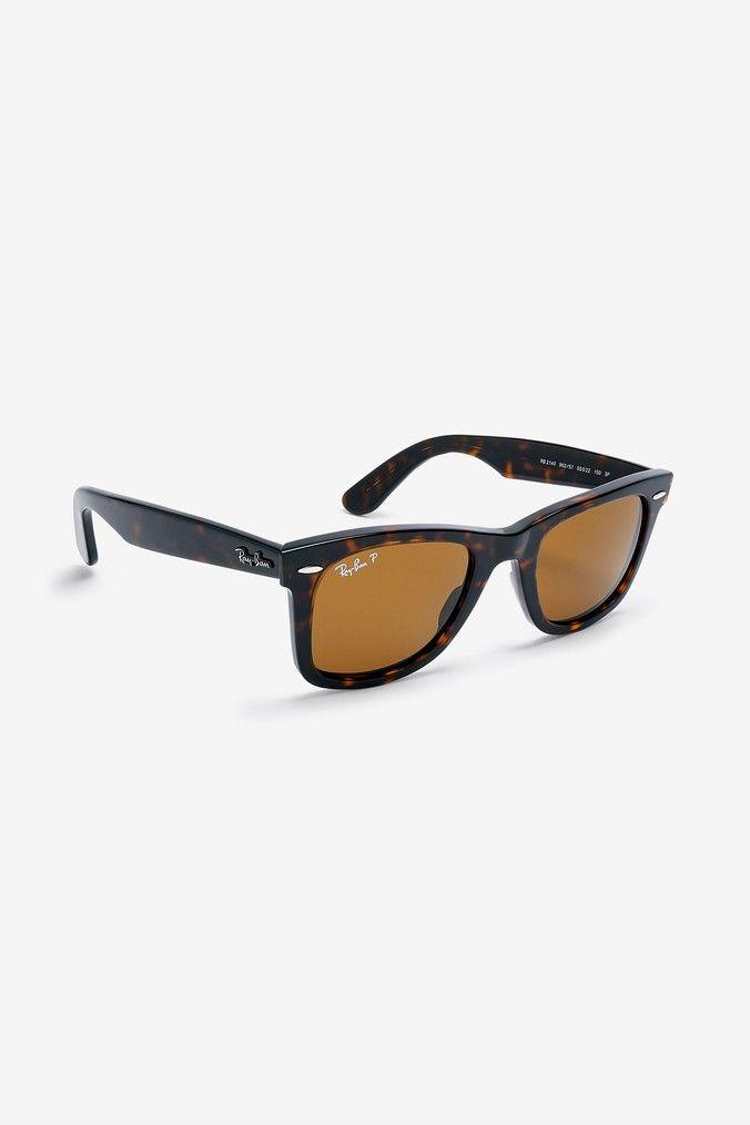 Mens Ray Ban Brown Wayfarer Sunglasses Brown Wayfarer Sunglasses Sunglasses Wayfarer