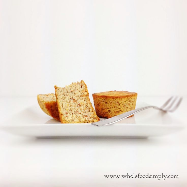 Simple and delicious Lemon Muffins. Free from gluten, grains, dairy and refined sugar. Enjoy.