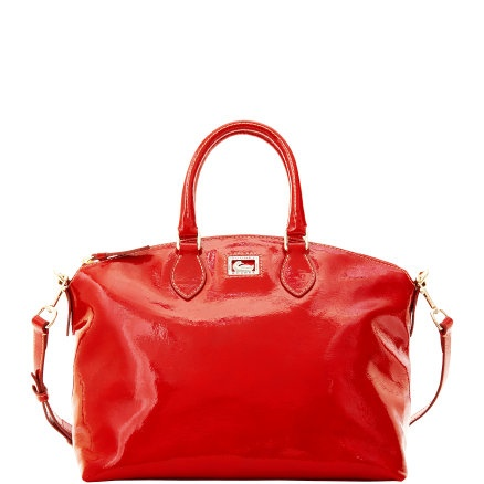 @Megan I could totally go for it in red leather patent... ; )