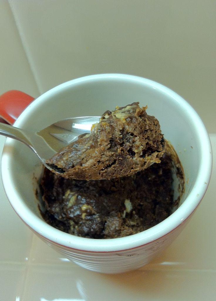 Minute Chocolate Cake Atkins