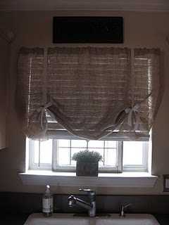 1000 Ideas About Burlap Roman Shades On Pinterest Roman