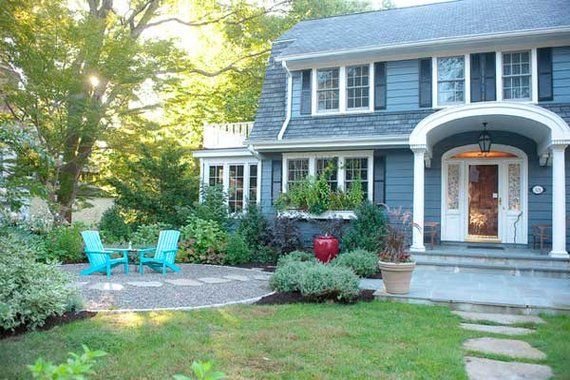 Front Yard Patios Add Livability and Curb Appeal: Breaking Up is Easy to Do