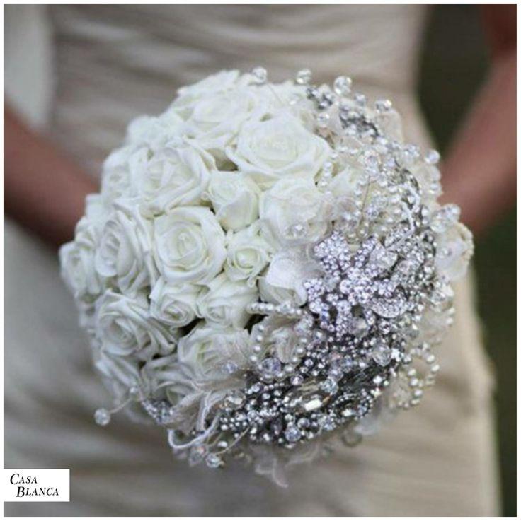¿ Te animarías a usar un ramo distinto en tu matrimonio ? Cuéntanos que opinas acerca de este hermoso diseño.