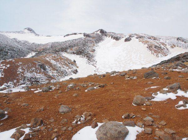 安達太良山 奥岳登山口(あだたら高原スキー場)からの登山ルート案内