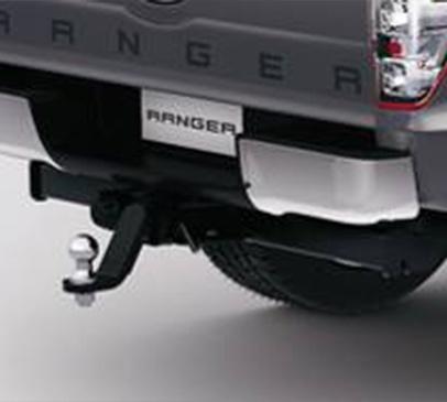 Acessórios Nova Ranger Cabine Simples - Engate de reboque