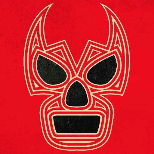 Máscara tradicional de lucha mexicana, Lucha Underground.