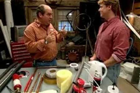 This Old House plumbing and heating contractor Richard Trethewey shows various ways to prevent and thaw frozen pipes. | thisoldhouse.com