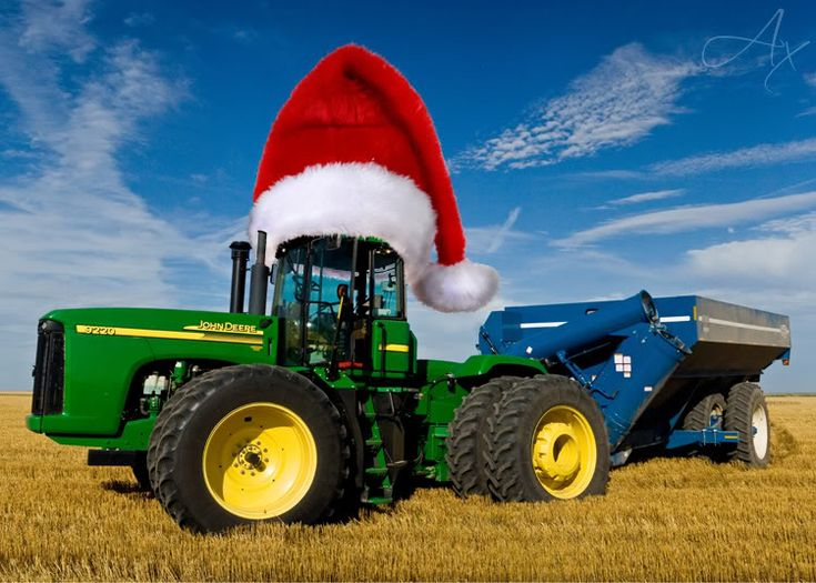 51 best A John Deere Christmas images on Pinterest | John deere ...