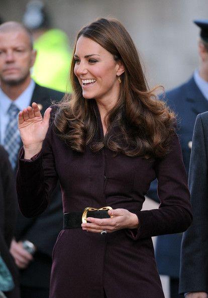 The Duchess of Cambridge Visit Newcastle