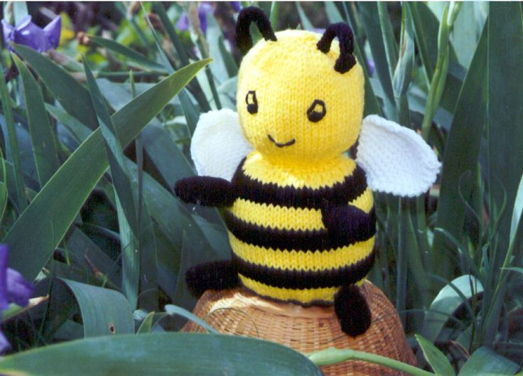 Fine Bee Knitting Pattern Festooning Easy Scarf Knitting Patterns