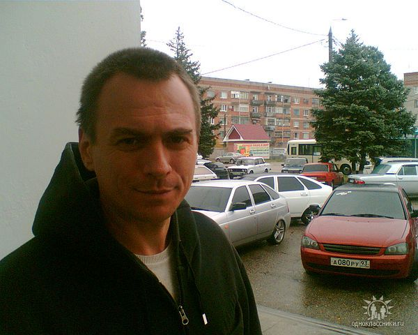 Это мой друг Сергей