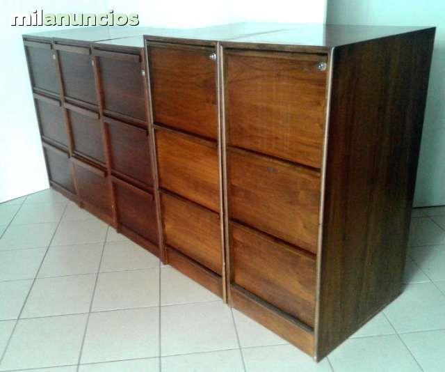 94 best comprar images on pinterest furniture kitchen - Archivadores de madera ...