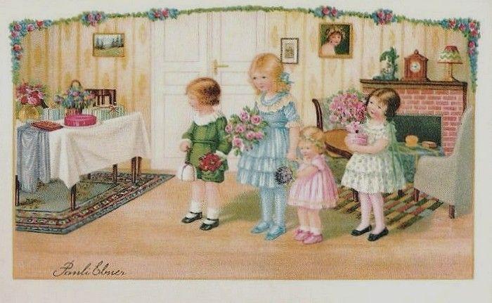 Pauli Ebner (1873-1949) — Old Post Cards (700x431)