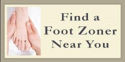 Interactive Reflexology Map of the Hands and Feet.