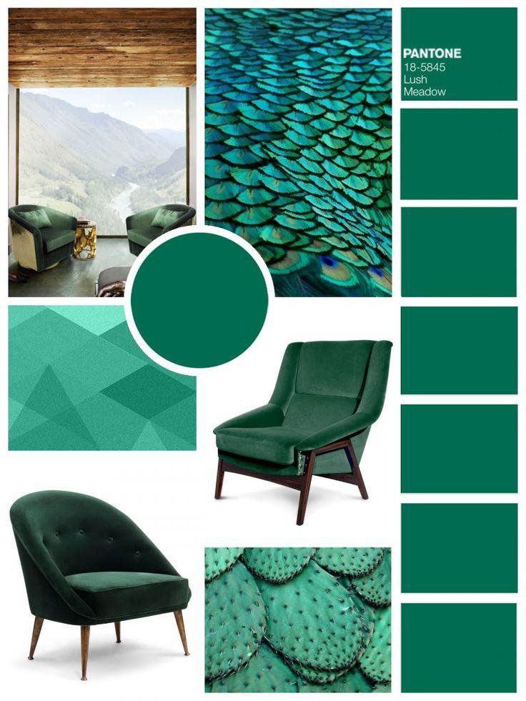 9 best Art: Color: GREEN images on Pinterest   Colour palettes ...