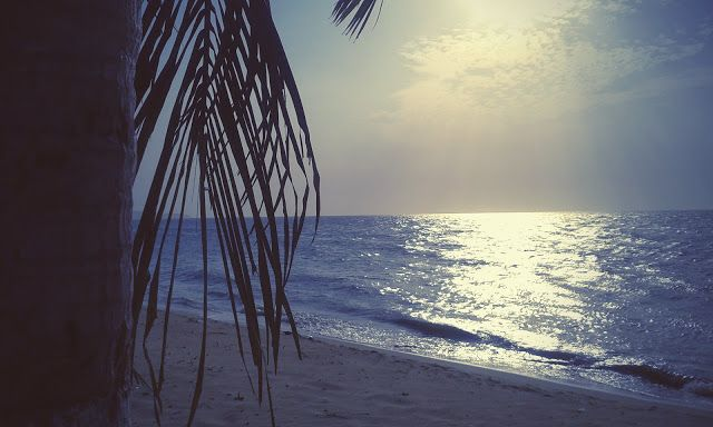 ¿Y si tu mirada perdida se reflejare en los cristales de las serenas olas del azulado horizonte inalcanzable?