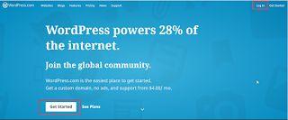 Langkah Awal Jadi Blogger - Cara Membuat Blog Di Wordpresscara ngeblog di http://www.nbcdns.com