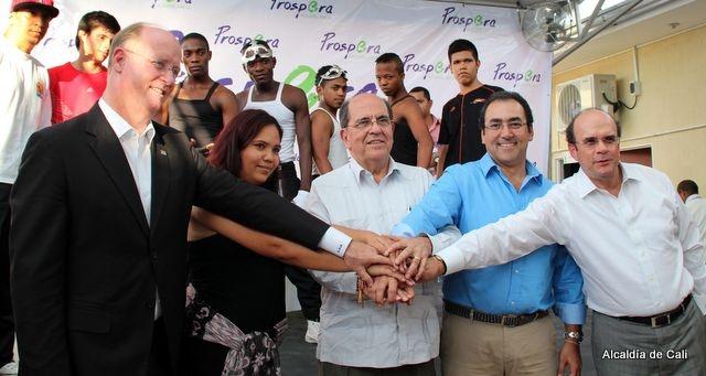 'Prospera', el primer centro de apoyo a emprendedores de Colombia, en el corazón de Aguablanca