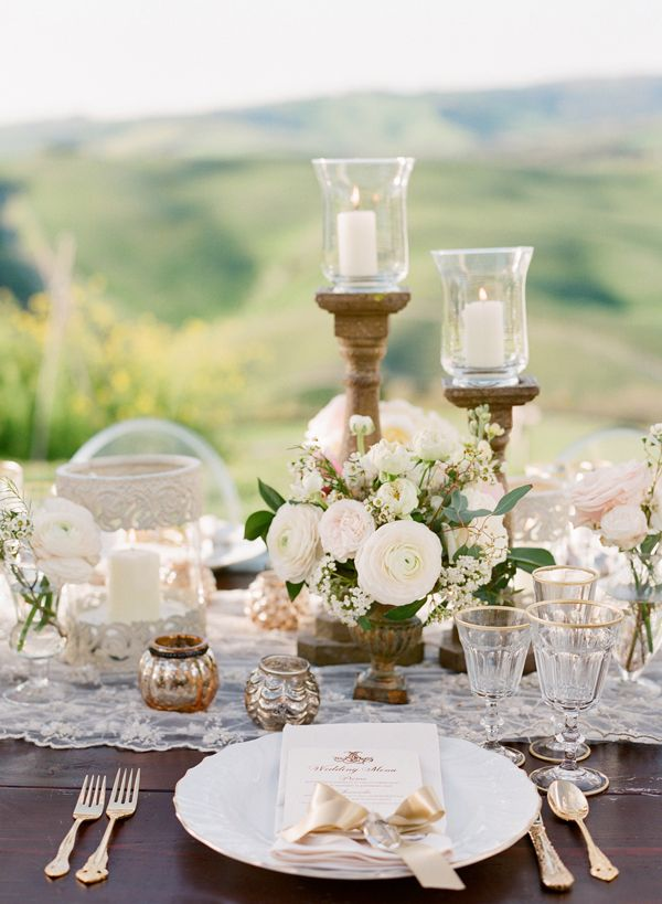 17 best ideas about Romantic Table on Pinterest