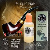 French Pipe 30ml e Liquid from Logic Smoke is one of the best e liquid flavor a wonderful e liquid flavor that is best reminiscent of the really thing. It is smooth, enjoyable and a great addition to a pipe smokers vaping experience. Pick up a bottle today and begin enjoying the best flavor of French Pipe e liquid. #30ml #eliquids #ecigarettes #frenchpipe