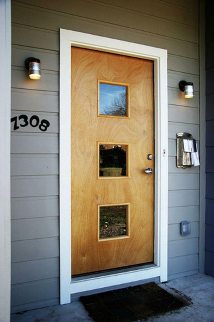 Moderne helle innentüren  122 besten Tueren und Zubehoer Bilder auf Pinterest | Selber bauen ...