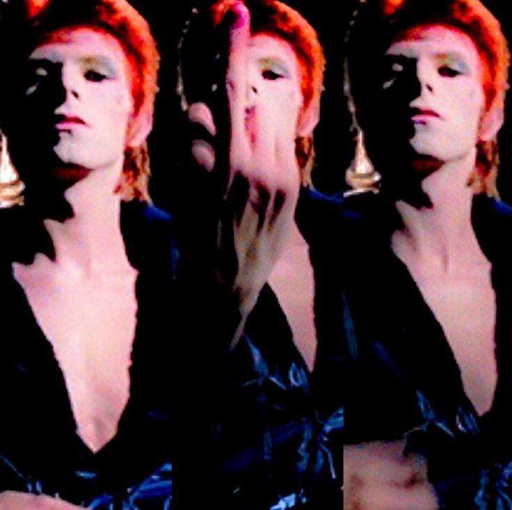 David Bowie fuck you John, I'm only dancing