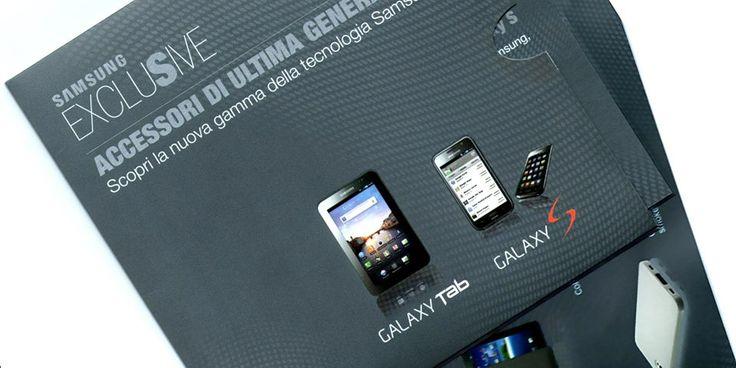 Depliant Samsung