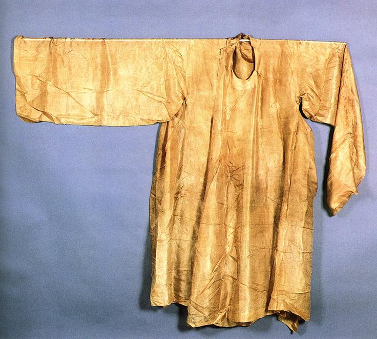Gwanbok of Kim Wi (mid-Joseon dynasty). Important Folklore Material 118-16