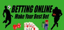 Online Betting shows how to make the best bets using the best betting odds with online gambling sites and sports betting sites online. Must be 18+ to gamble.