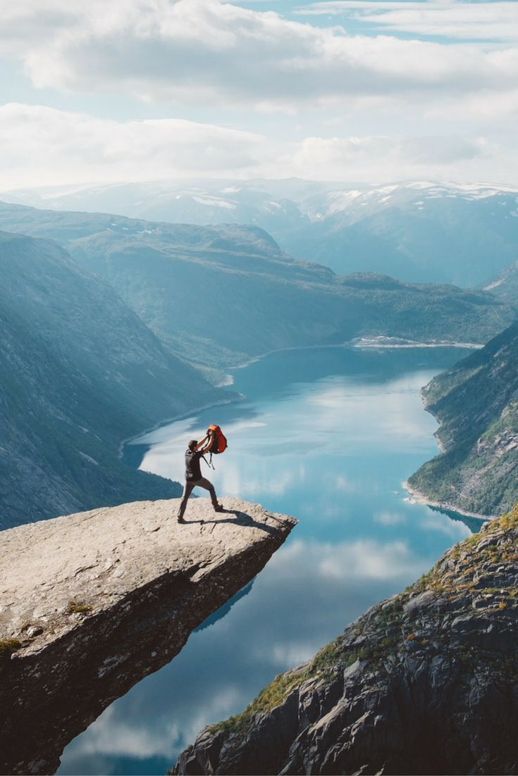 Hardangerfjord, Fjord Norway - Trolltunga | Travel & Photography All the places you will go