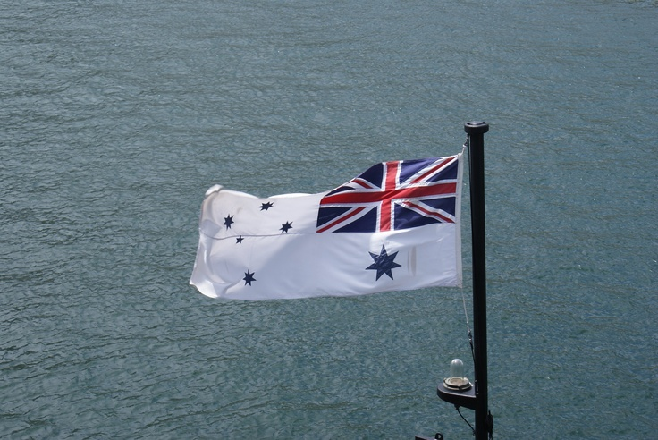 boat ensign flag