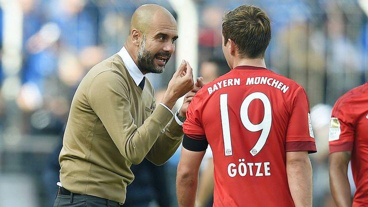 Mario Götze: Guardiola rechtfertigt Demütigung des Bayern-Stars - FOCUS Online