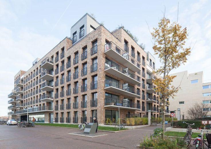 Mecanoo · De Halve Maen Apartment Building